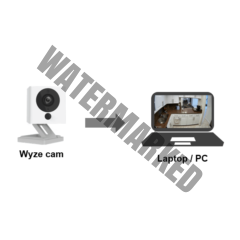 Can I watch Wyze cam on a computer or laptop