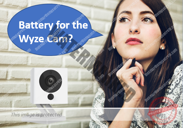 Does the Wyze have battery