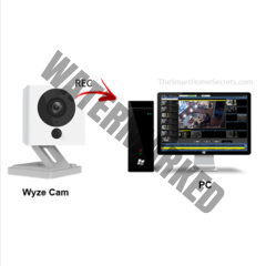 How to Record Wyze Cam on Windows PC