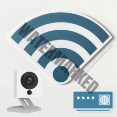 How to change the Wyze camera wifi