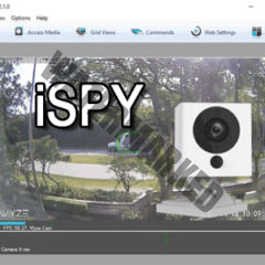 How to set up the Wyze Cam on iSpy