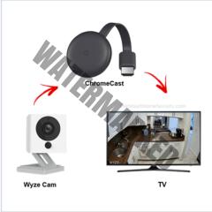 How to stream Wyze Cam to the Google Chromecast