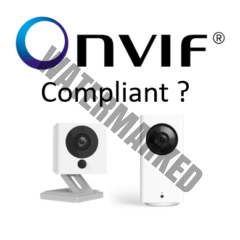 Is Wyze Cam ONVIF compliant