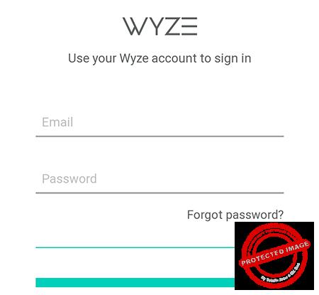 Wyze Cam Sign Up