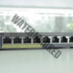 NetGear Prosafe GS108PE 8-port PoE Switch