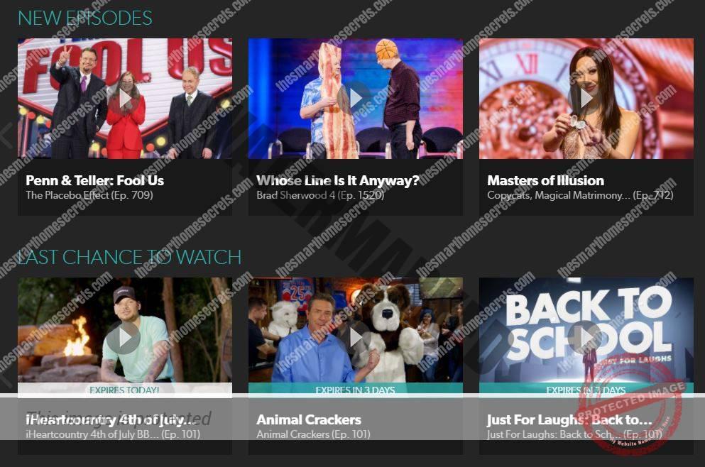 CWTV FireTV Apps