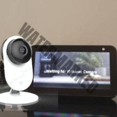 Yi Home Camera on Echo Show