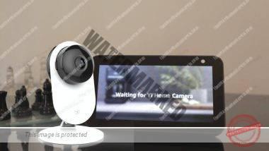 Yi Home Camera on Echo Show