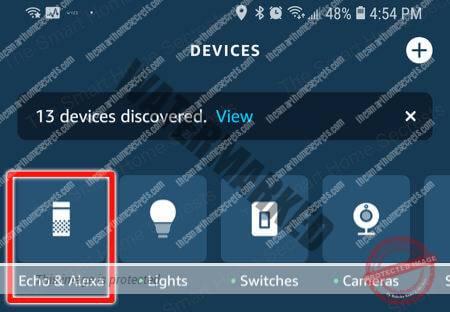 Alexa Devices Echo