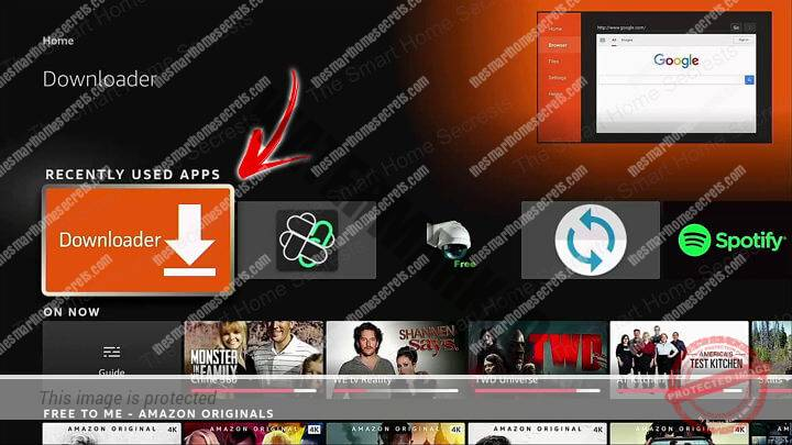 Downloader App for Fire TV Stick