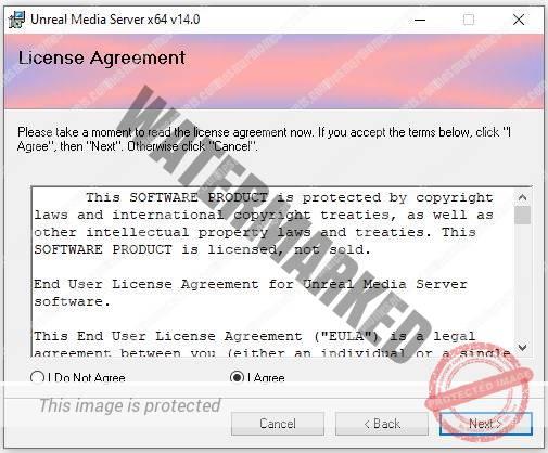 Unteal Media Server Installation 02