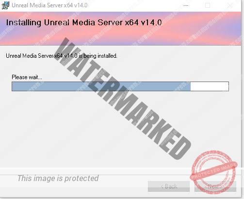 Unteal Media Server Installation 05