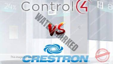 Control4 VS Creston Home Automation