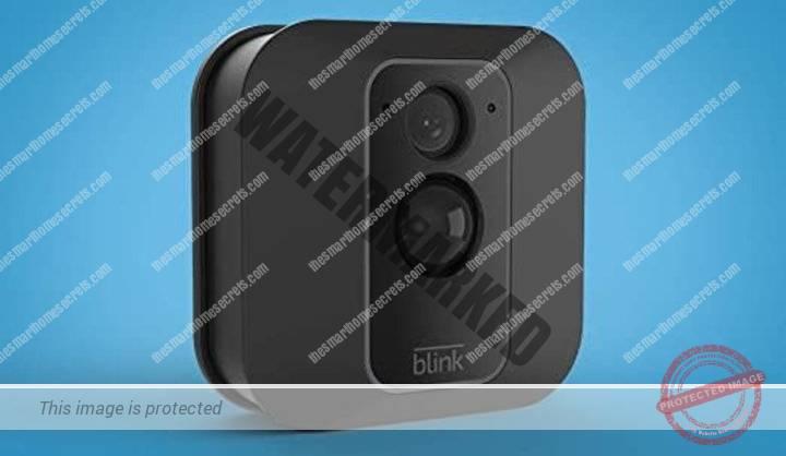 Blink XT2 camera