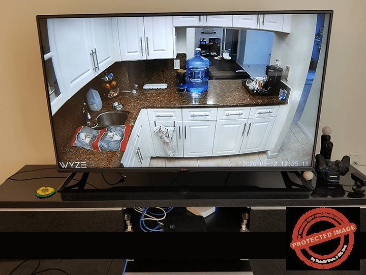Wyze Cam on Chromecast