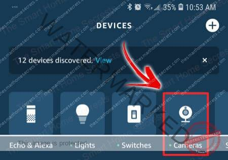 Alexa Devices Cameras