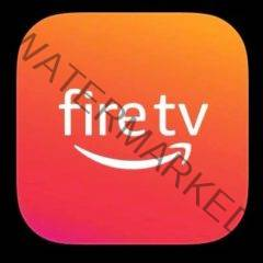 Fire TV App icon