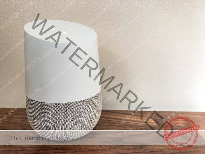 Chromecast controlling with Google Home