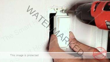 Regular switch wiring