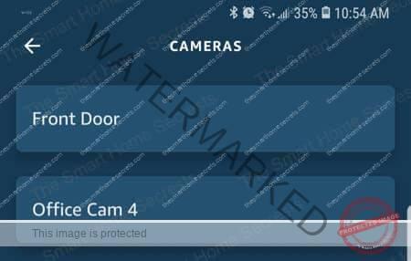 Yi Home Camera on Alexa