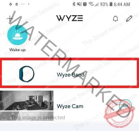 Wyze Band Icon