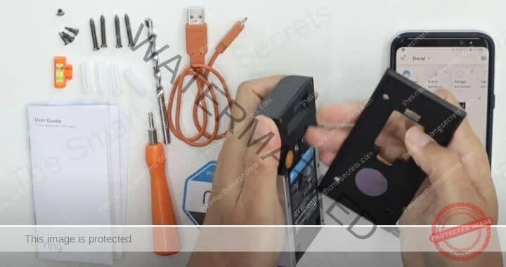 Ring Video Doorbell 2 Backplate