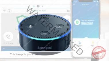 Connect ADT to Alexa