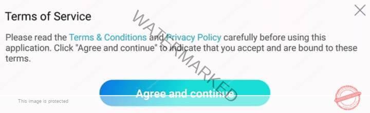 Software installation Agreement