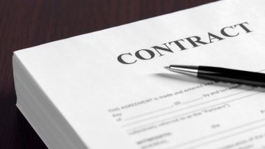 ADT contract