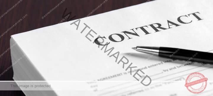 Cancel ADT contract
